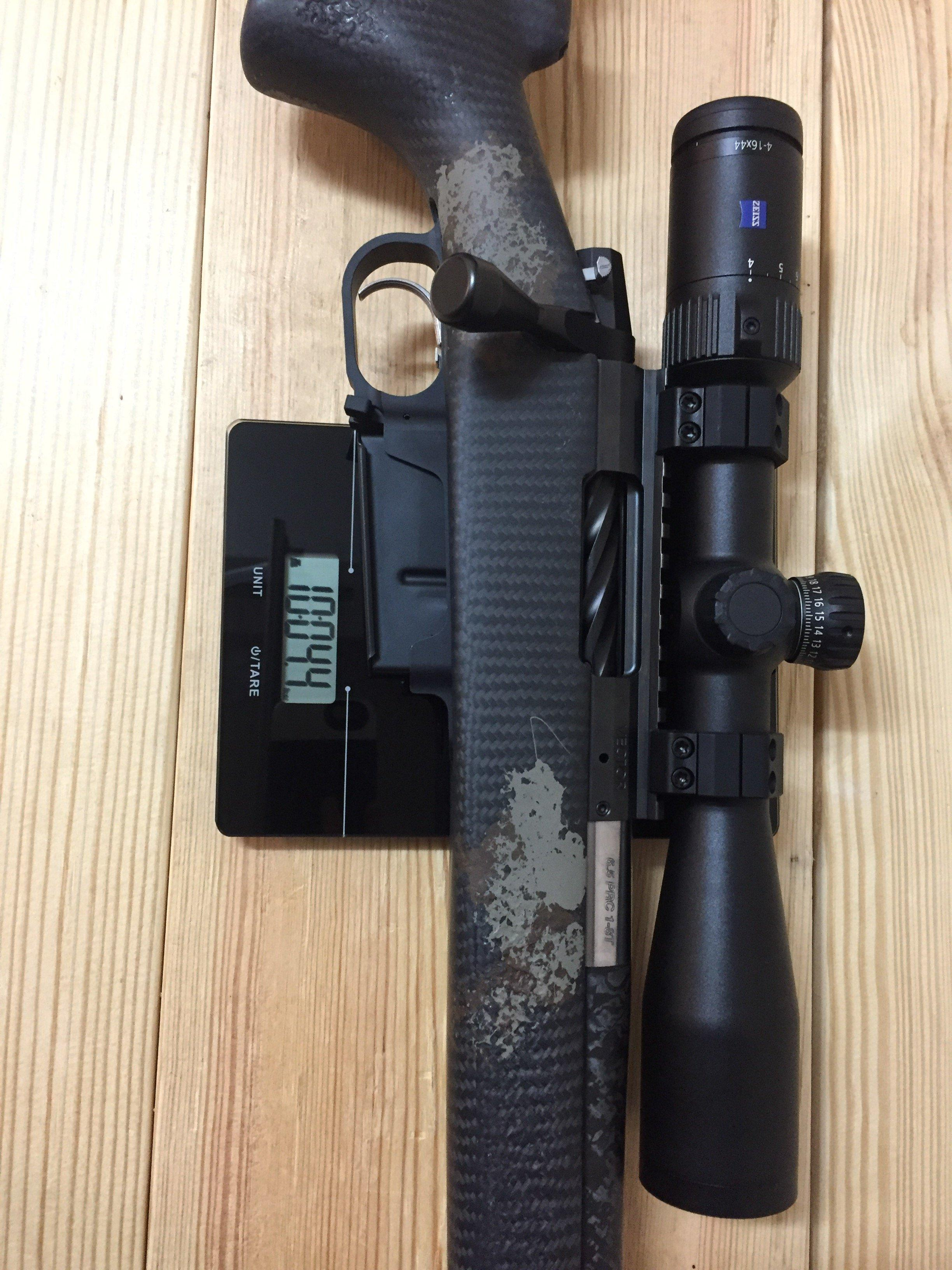6 5 builds    let's see them | Long Range Hunting Forum