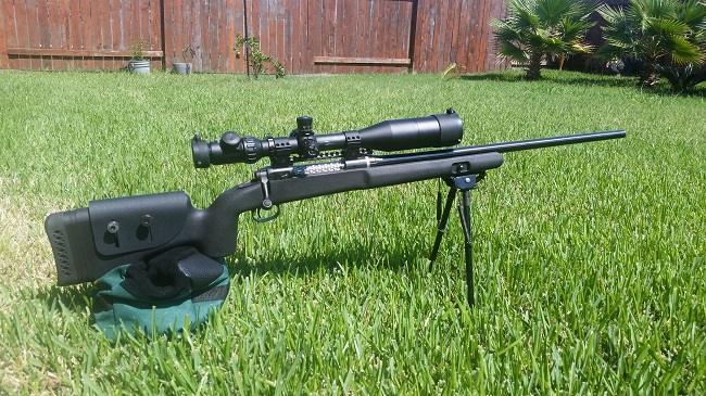 Home Build Savage 110 264 Win Mag | Long Range Hunting Forum