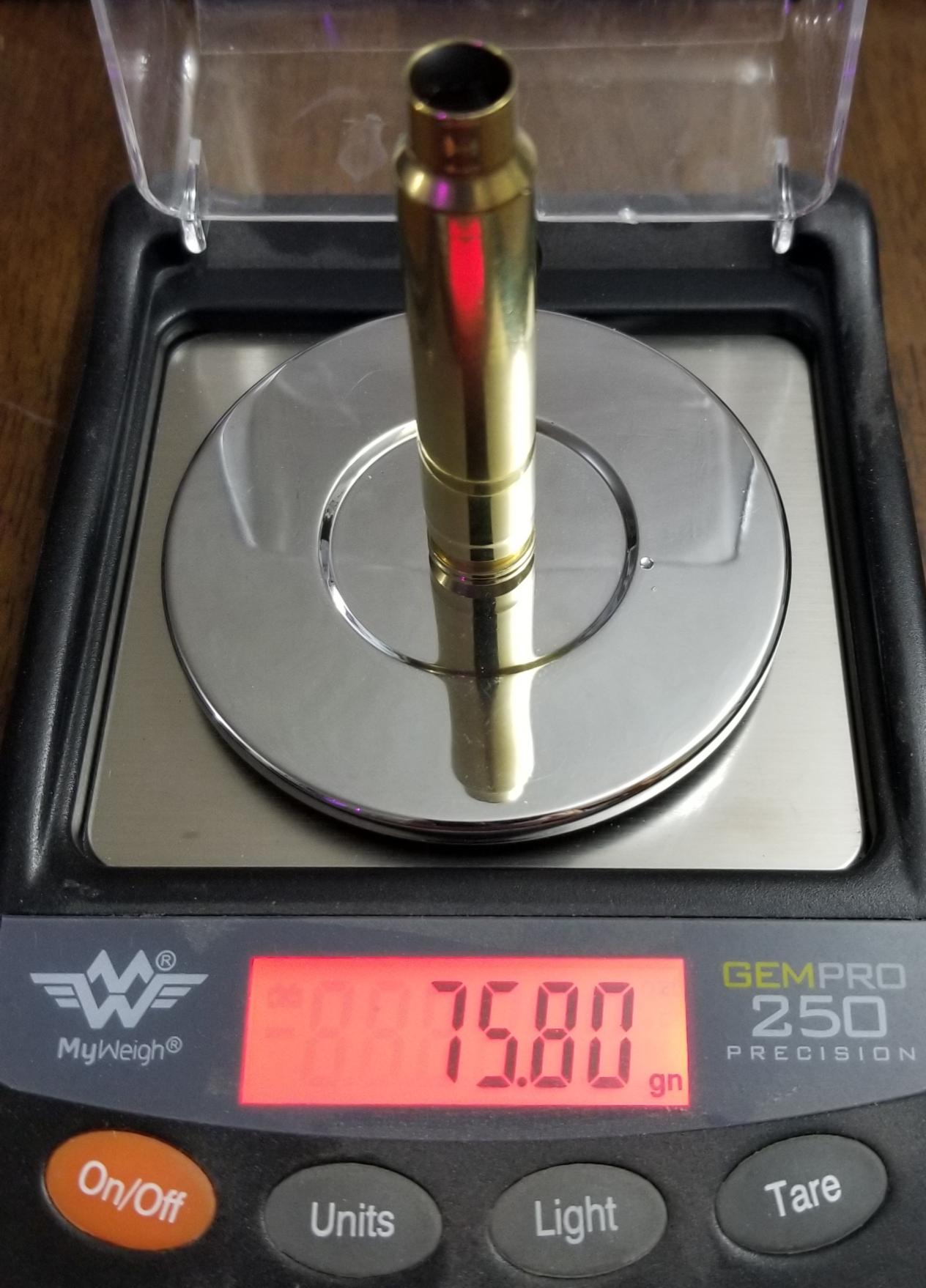.30 Gibbs 75.80 H20 after fireforming off the chamber..jpg