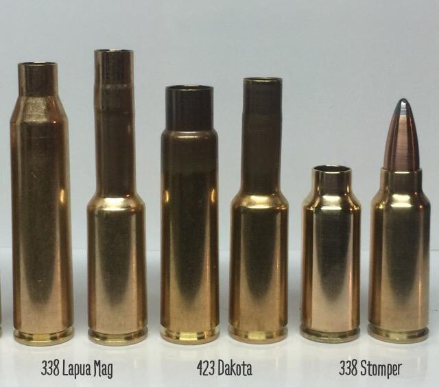 423 Dakota brass and wildcats | Long Range Hunting Forum