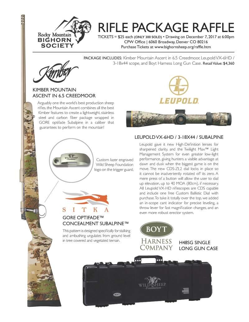 Kimber Mountain Ascent 6 5CM Help | Long Range Hunting Forum