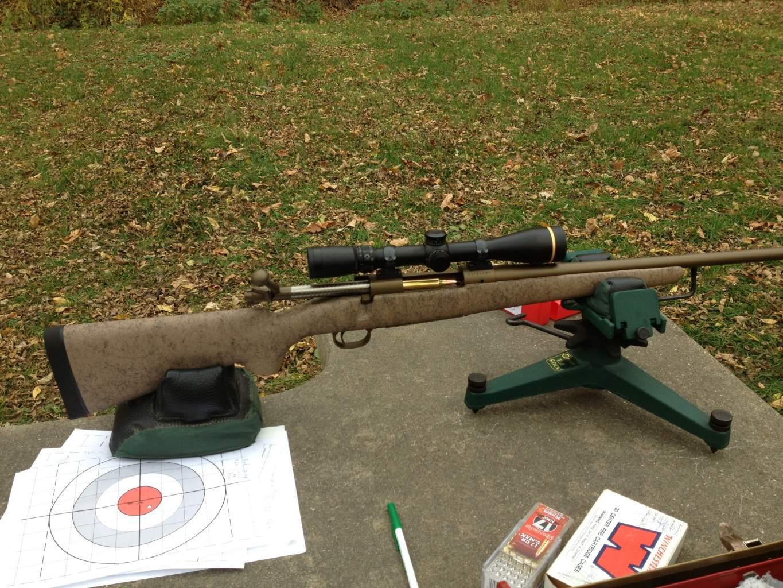 Hornady's  264 123gr SST  510 ?   Long Range Hunting Forum