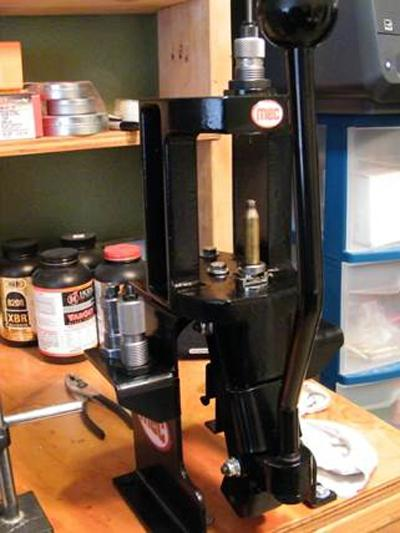 Mec Marksman Reloading Press Review | Long Range Hunting Forum