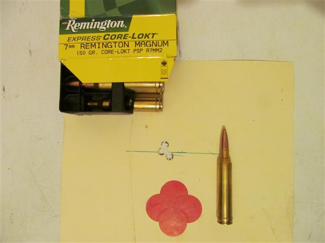 Rem sendero 7MM REM MAG | Long Range Hunting Forum