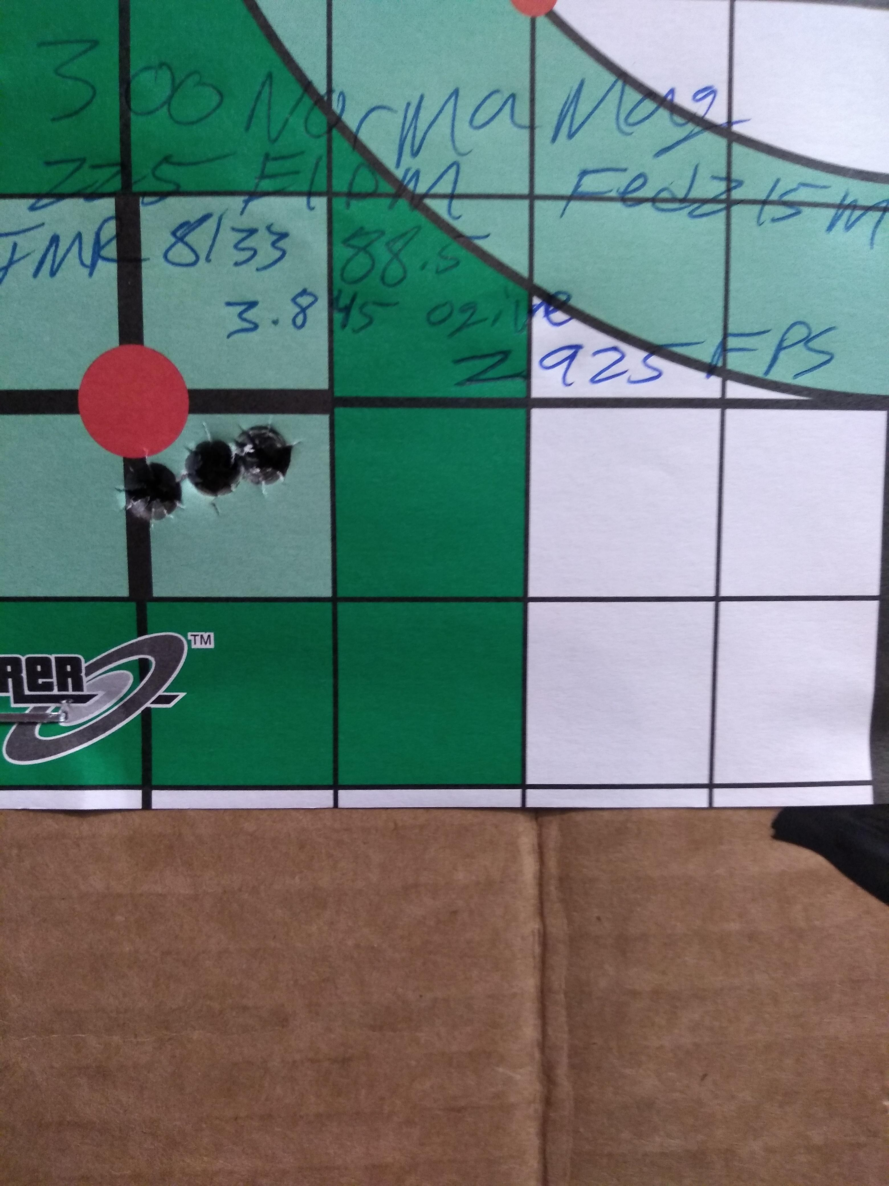 Who's successfuly using imr 8133? | Page 7 | Long Range Hunting Forum