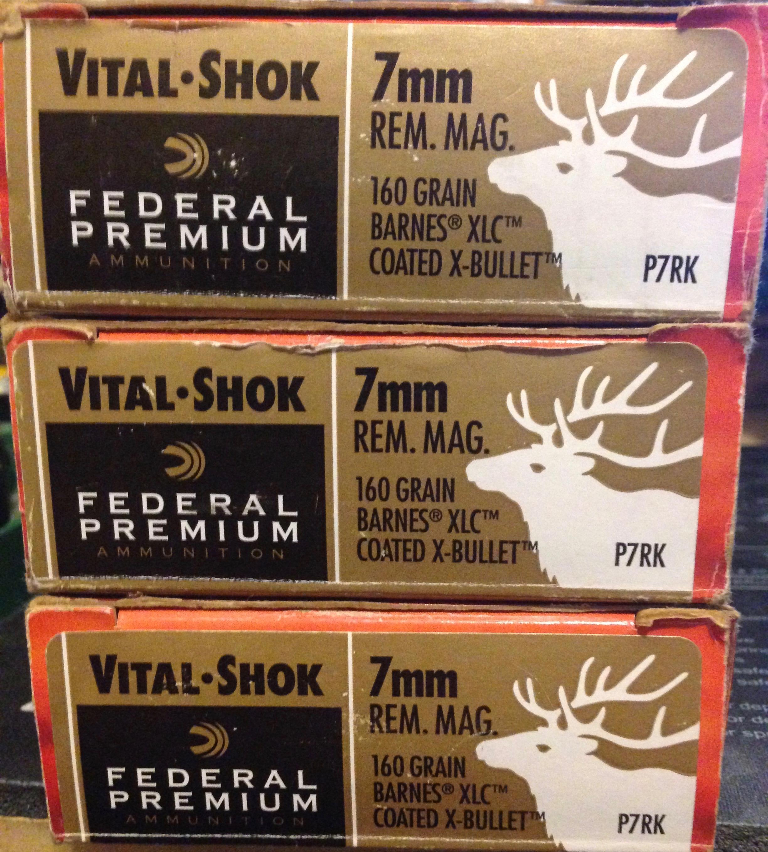 7mm Rem Mag Ammo for Elk?? | Page 3 | Long Range Hunting Forum