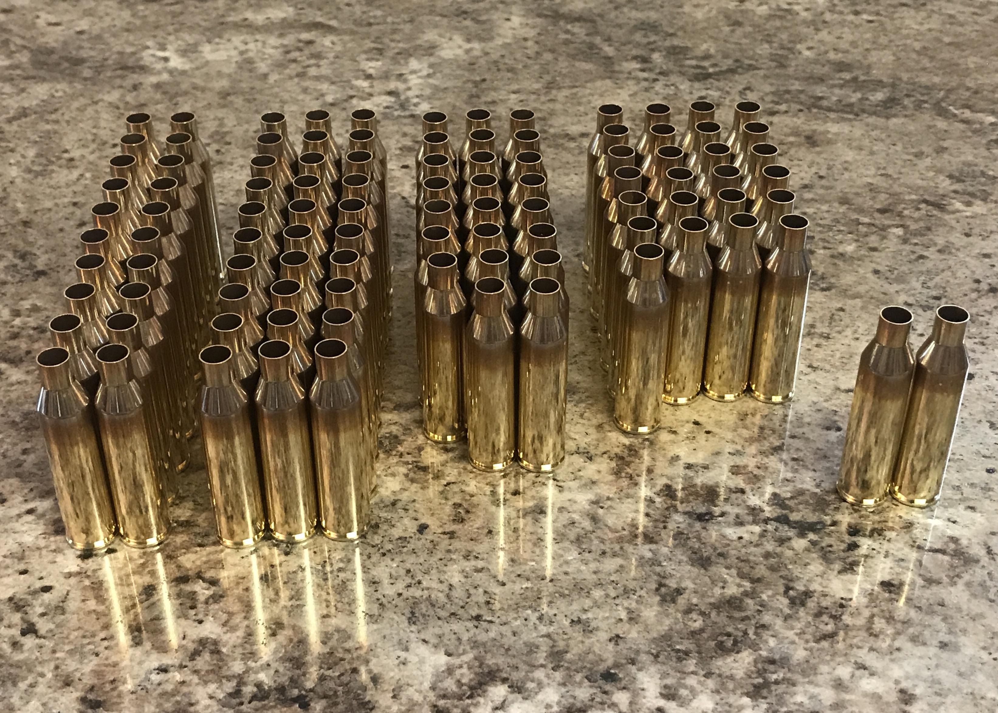 Peterson 300 Norma Mag brass | Long Range Hunting Forum