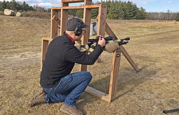 Shooting A 223 Rifle To A Mile Accurately | Long Range
