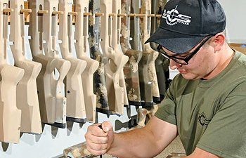 Manners Composite Stocks Factory Tour | Long Range Hunting Forum