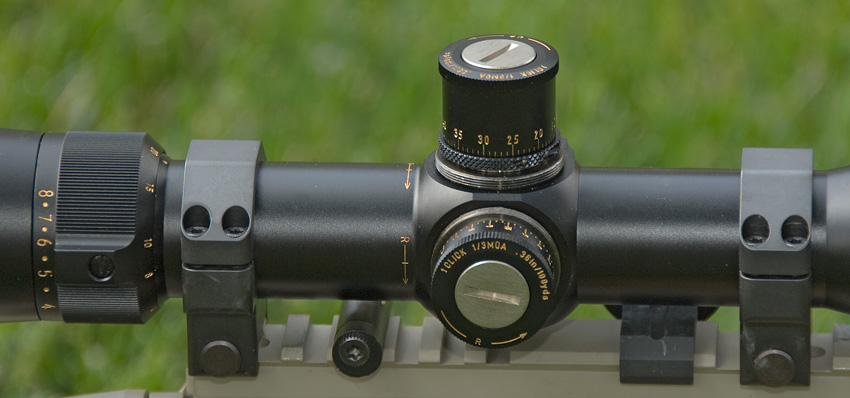 Picture of my Huskemaw scope - Long Range Hunting Online ...