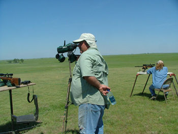 Long Range Prairie Dog Hunt