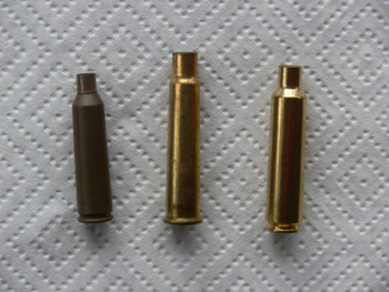 reloading brass