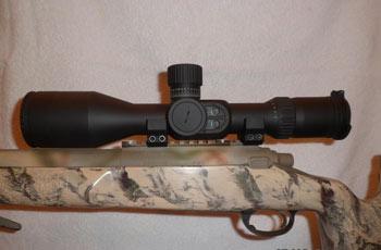Trijicon Tactical Advanced Riflescope