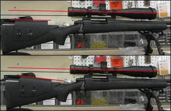 Defensive Edge Adjustable Cheekpiece (U S  Ship Only)