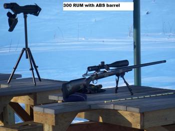 300 remington ultra magnum abs barrel review