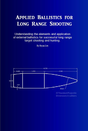 book review applied ballistics for long range shooting by bryan litz