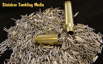 Brass Cleaning Using Stainless Tumbling Media System-Review