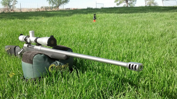 Center Shot Rifles Mini Magnum Muscle Brake Review