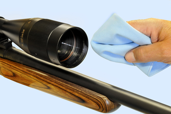Clean Rifle Scope