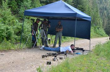 Defensive Edge Long Range Shooting Class