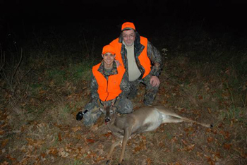 My Son's First Deer