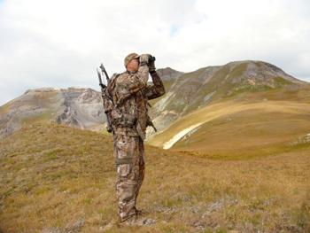 High Country Mule Deer Velvet