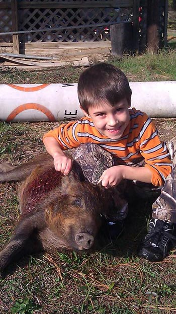 Hog Hunting – The Off Season Solution