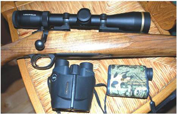 Leupold Optics For Very Long Or Very Short Range