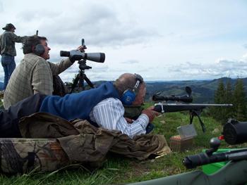Long Range Shooting School