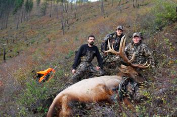 Hunting My Pressured Elk