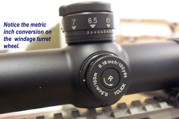 Outdoorsman Ballistic Turret For Swarovski Scopes Review