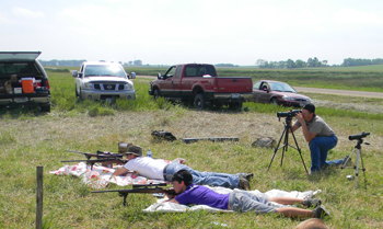 Passing on the Heritage: Youth Shooting Camp Part 2